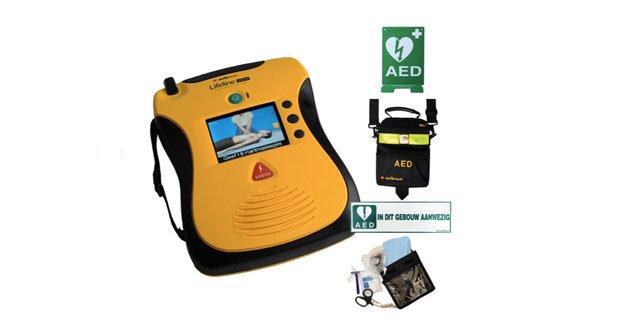 Defibtech Lifeline View AED Actiepakket B