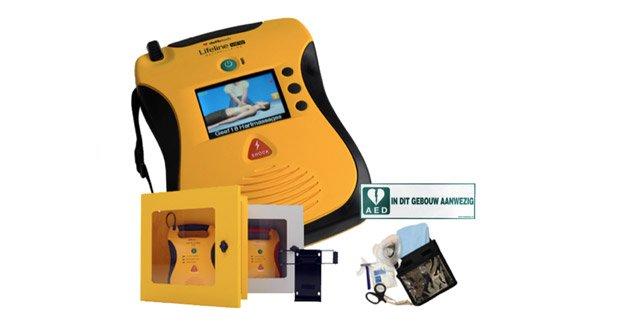 Defibtech Lifeline View AED Actiepakket D