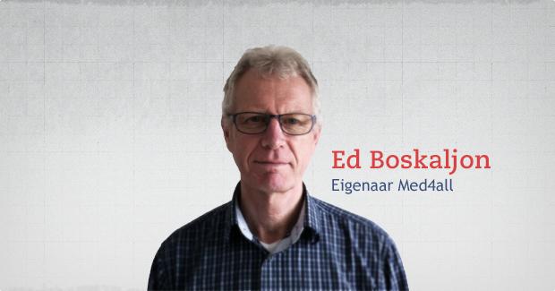 Ed Boskaljon - Med4all